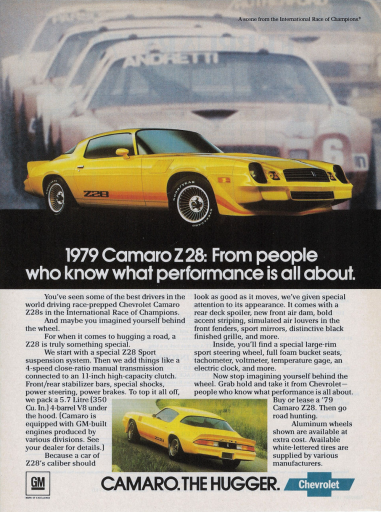 Model-Year Madness! 10 Classic Sporty-Coupe Ads From 1979 | The Daily Drive | Consumer Guide ...