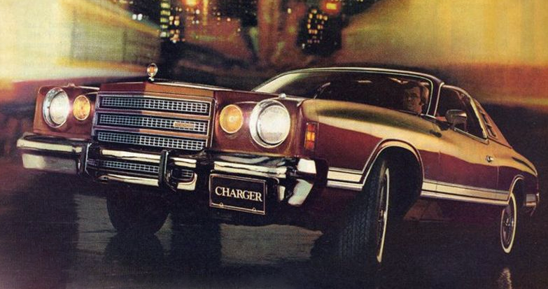 1977 Dodge Charger, Ads From 1977