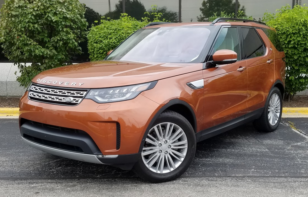 2017 Discover Td6, Land Rover Discovery Diesel