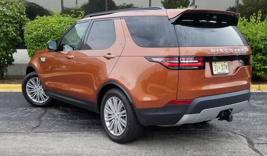 2017 Discovery Namib Orange