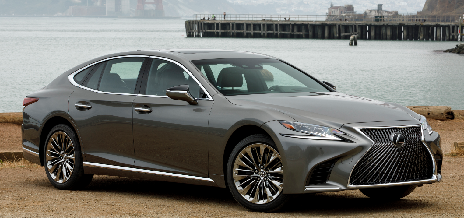 2018 Lexus Ls 500 And Lexus Ls 500h The Daily Drive Consumer Guide