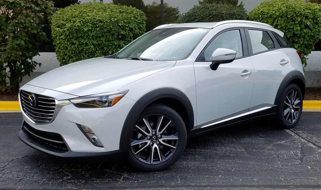 Mazda Cx 3 >> Test Drive: 2018 Mazda CX-3 Grand Touring | The Daily ...