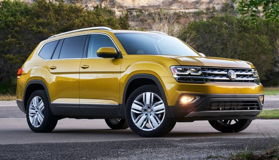 2018 Volkswagen Atlas, New Volkswagen Warranty