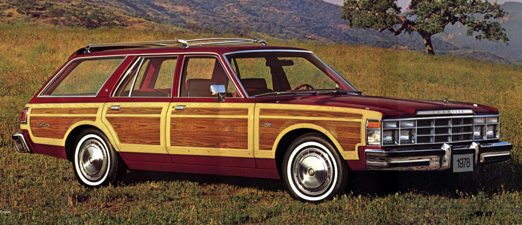 1978 Chrysler Lebaron Town Country
