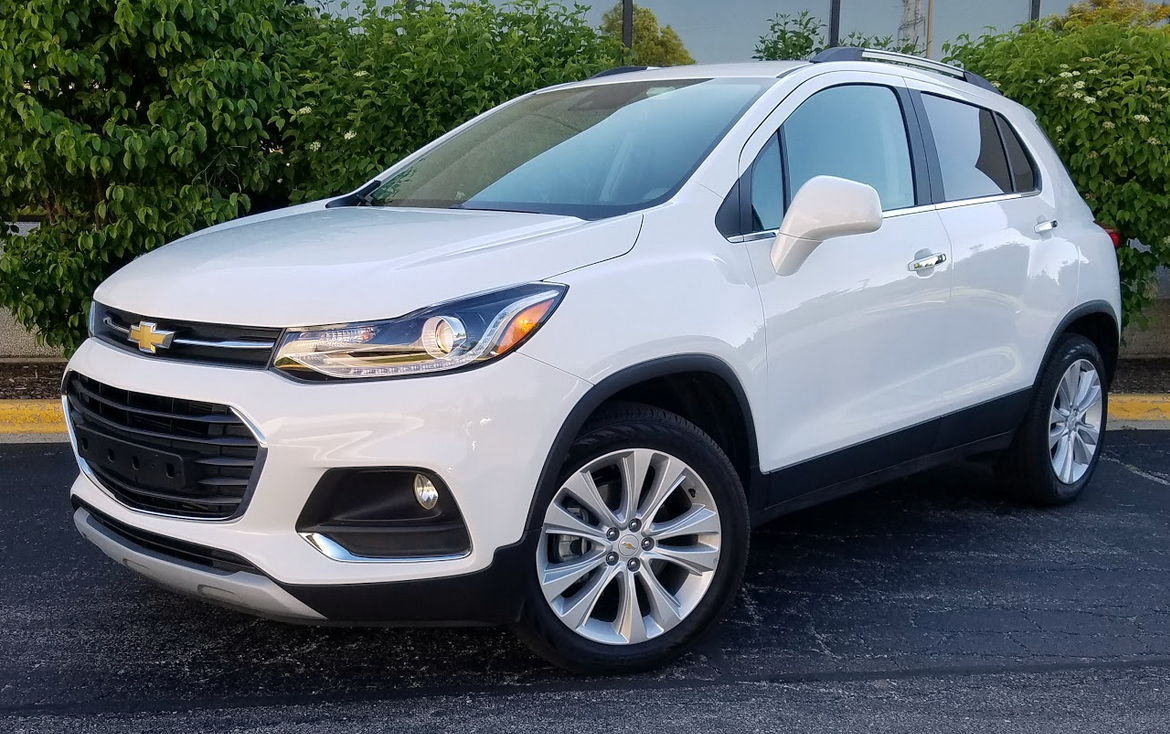 Summit City Chevrolet >> Quick Spin: 2017 Chevrolet Trax Premier | The Daily Drive | Consumer Guide® The Daily Drive ...