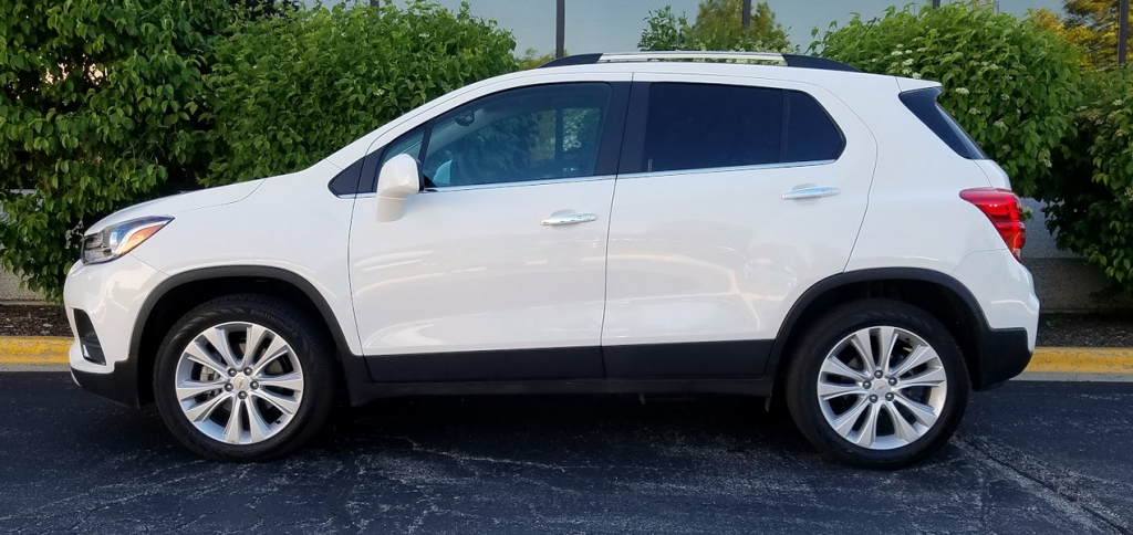 Chevrolet Trax, Summit White