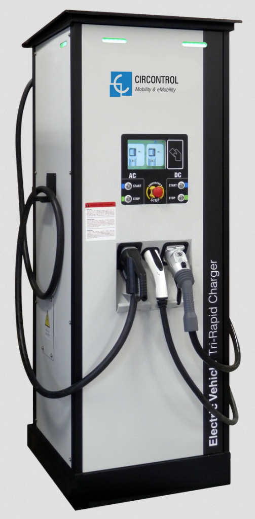 Ev Charging Stations >> Guide to Electric Vehicle Charging | The Daily Drive ...