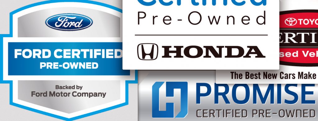 Certified Pre-Owned Program Guide