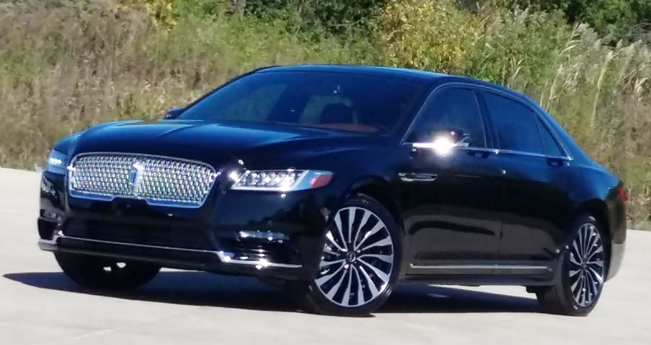 Black Label Price >> 2017 Lincoln Continental The Daily Drive | Consumer Guide®