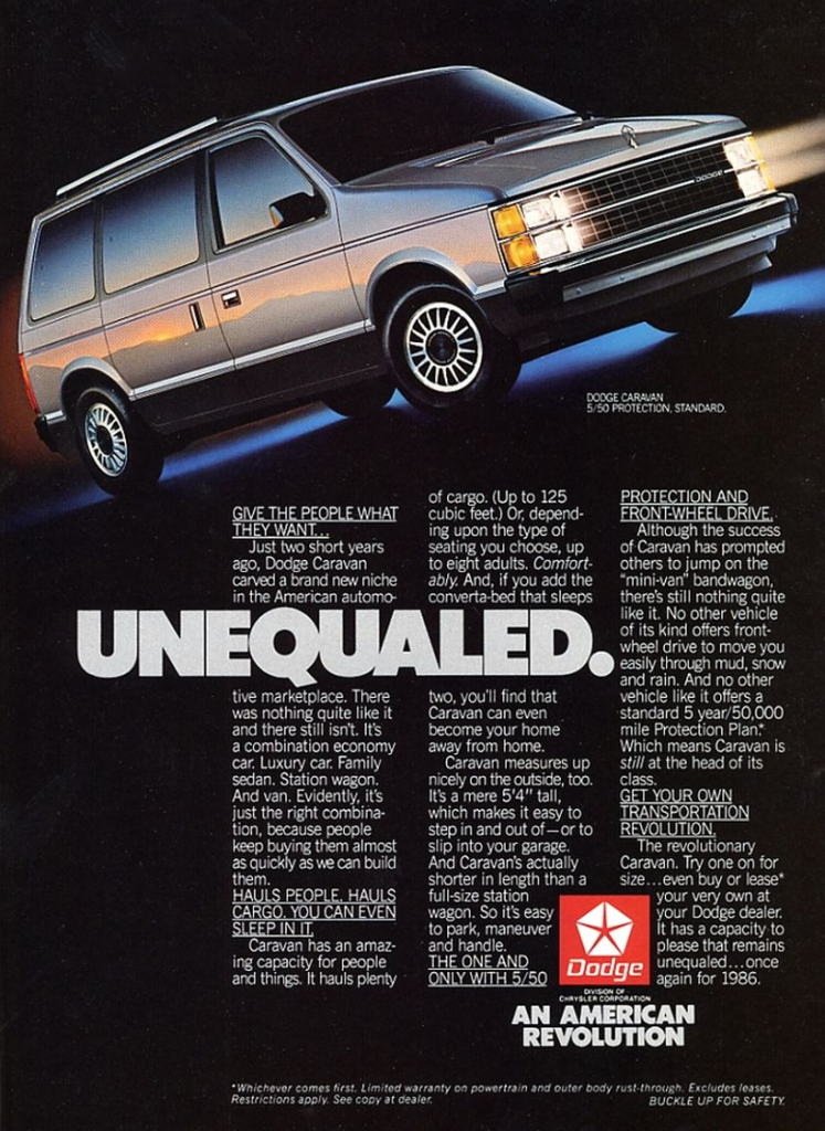 Soccer Mom Madness 10 Classic Minivan Ads  The Daily -9058