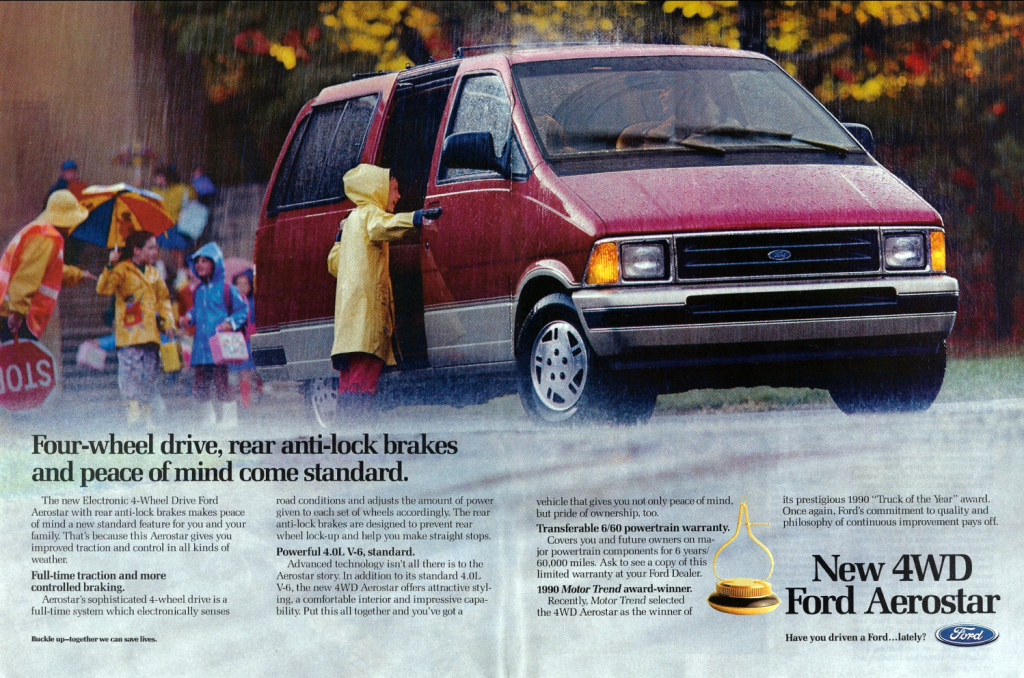 Soccer Mom Madness! 10 Classic Minivan Ads | The Daily Drive | Consumer Guide® The Daily Drive ...