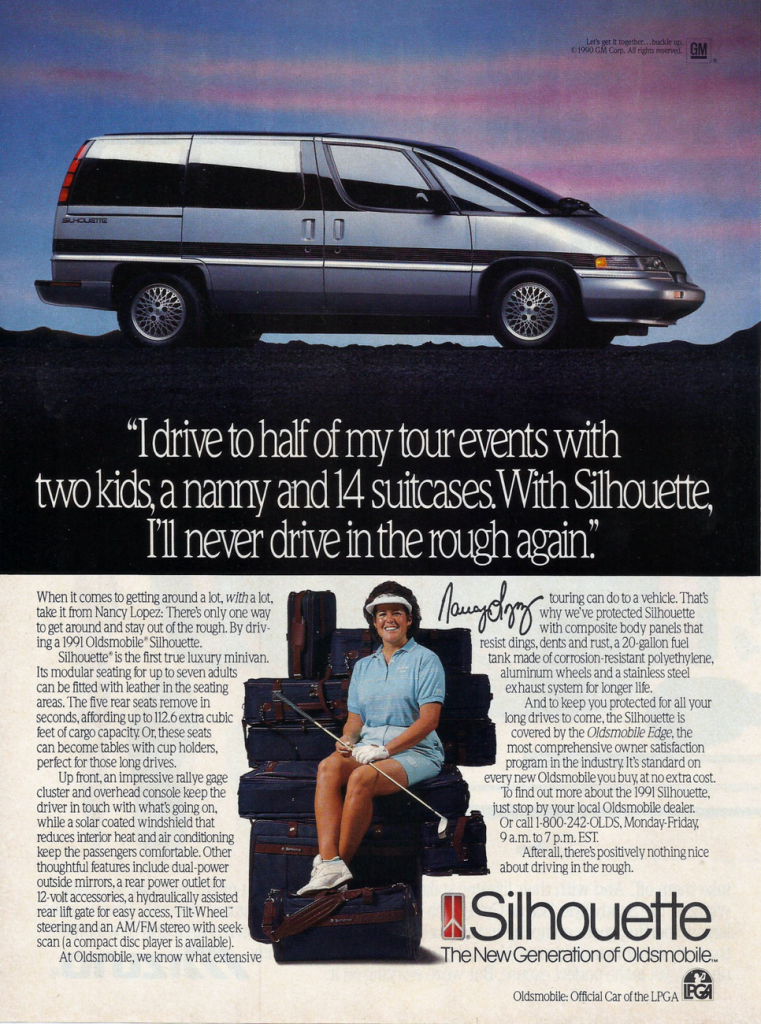 1990 Ford Truck >> Soccer Mom Madness! 10 Classic Minivan Ads | The Daily Drive | Consumer Guide® The Daily Drive ...