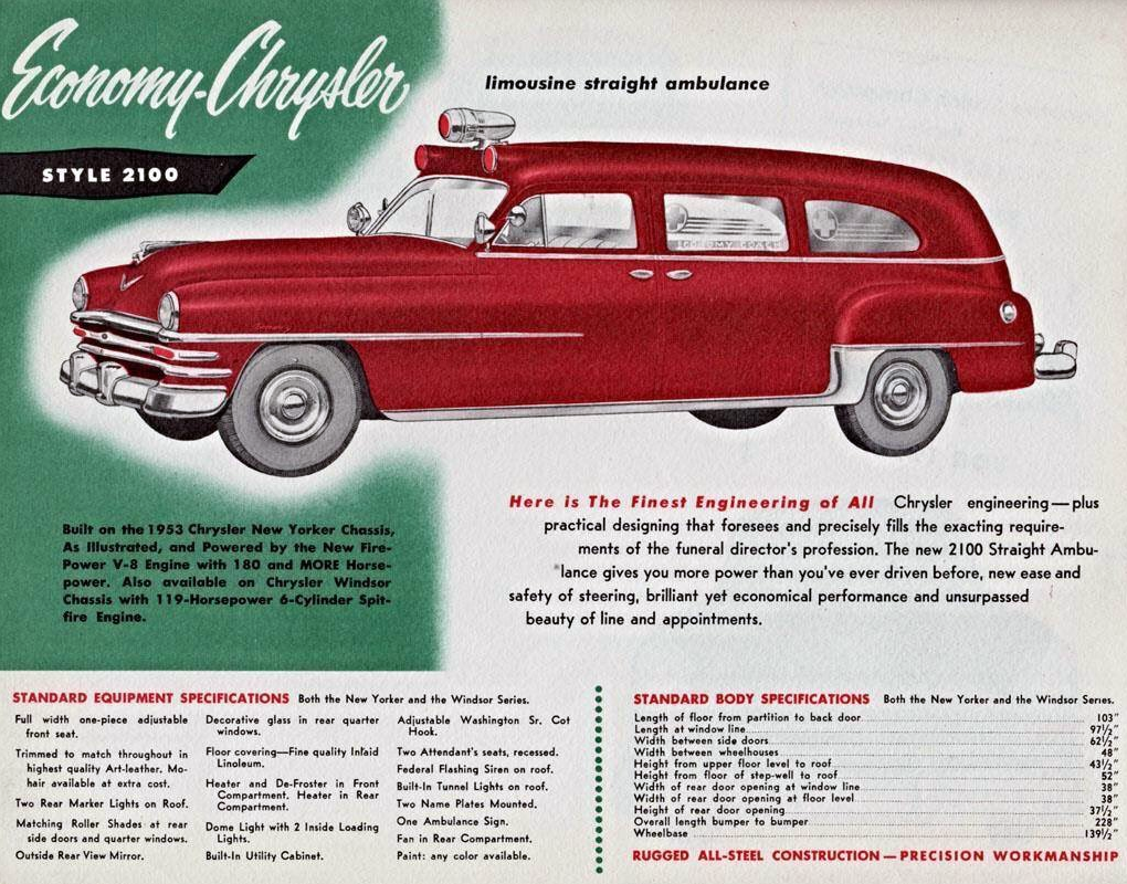 1953 Chrysler by Economy Coach