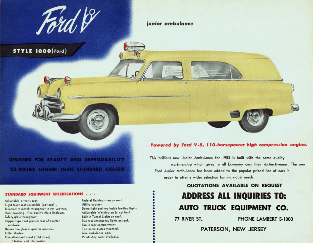 1953 Ford by Economy Coach