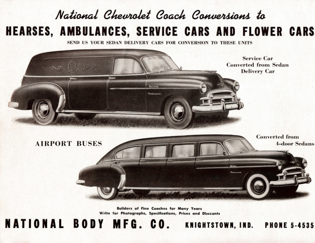 1951 Chevrolet by National Body