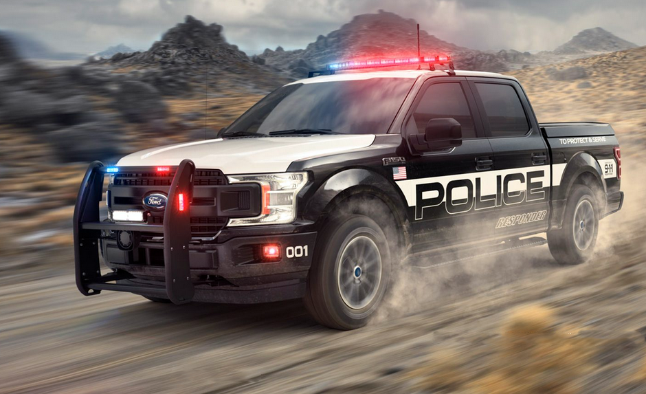 6 Coolest Police Vehicles Of 2018 The Daily Drive