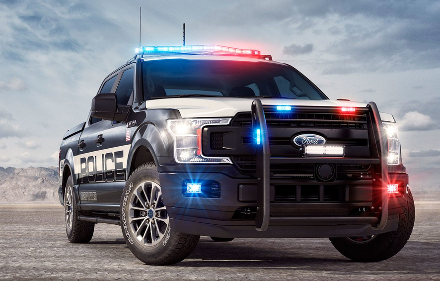 6 Coolest Police Vehicles of 2018 | The Daily Drive ...