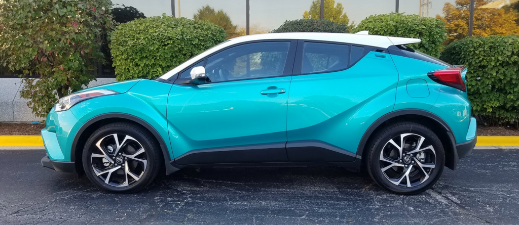 2018 C-HR profile