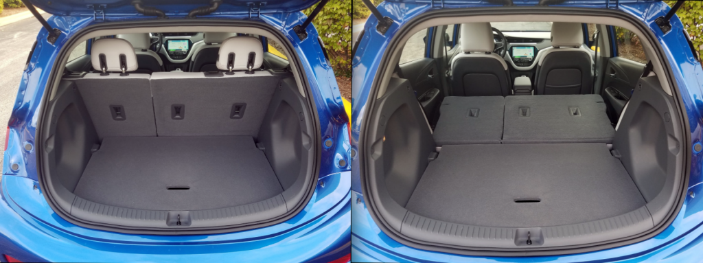 Chevrolet Bolt Cargo Area