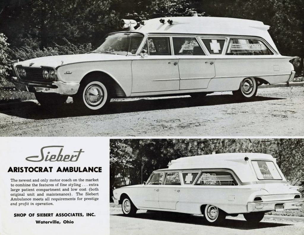 1960 Siebert by Ford
