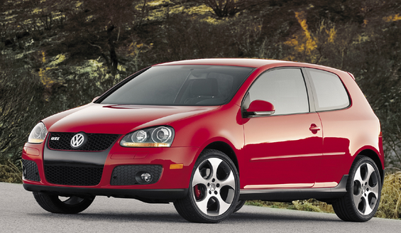 Volkswagen GTI, Cool Cars for Under $5000, Cars Under $5000
