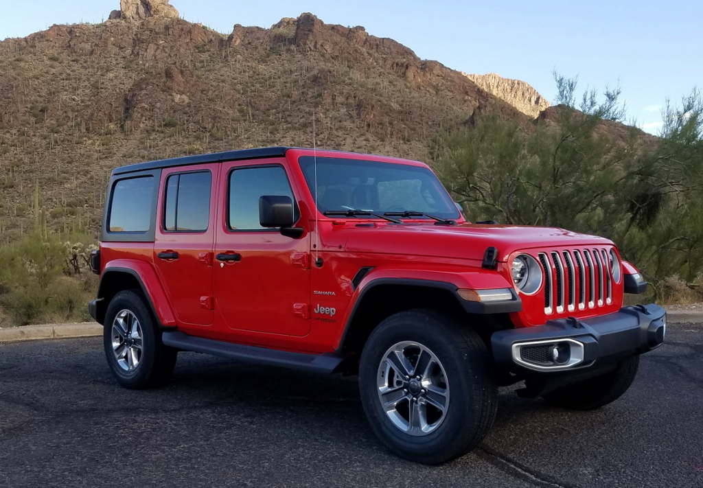 2018 Jeep Wrangler, 10 Cool Things about the 2018 Jeep Wrangler