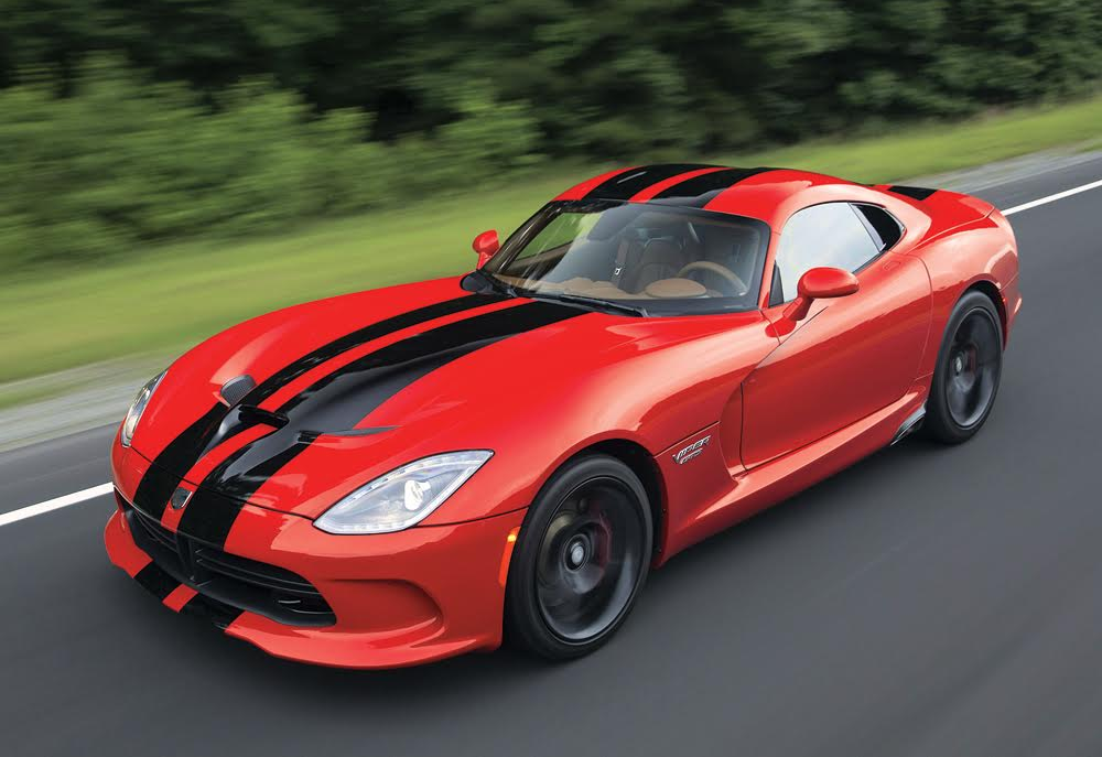 Future Collectibles 2017 Dodge Viper The Daily Drive Consumer