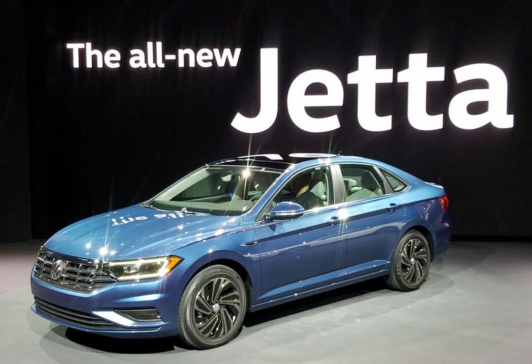 2018 Detroit Auto Show 2019 Volkswagen Jetta The Daily