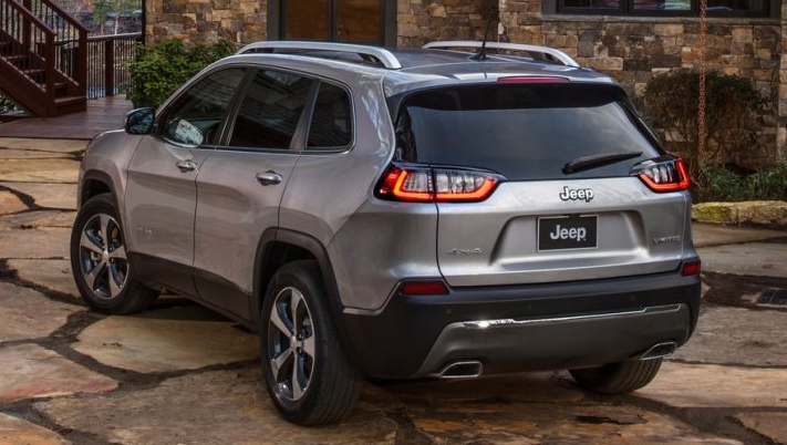 2018 Detroit Auto Show: 2019 Jeep Cherokee | The Daily ...