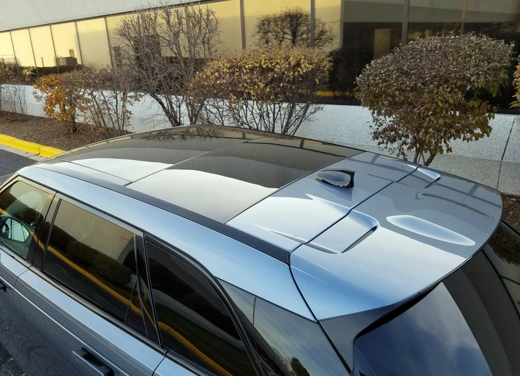 Velar Sunroof