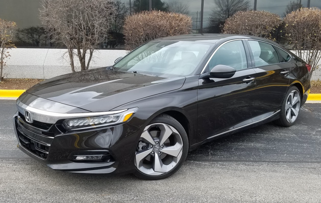 Test Drive 2018 Honda Accord Touring 2 0t The Daily Drive Consumer Guide The Daily Drive Consumer Guide