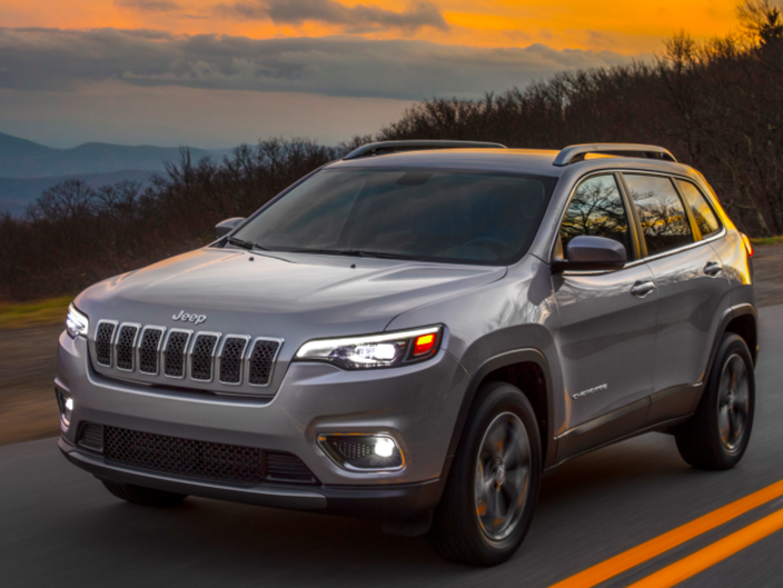 Jeep Cherokee Altitude >> 2019 Jeep Cherokee The Daily Drive | Consumer Guide®