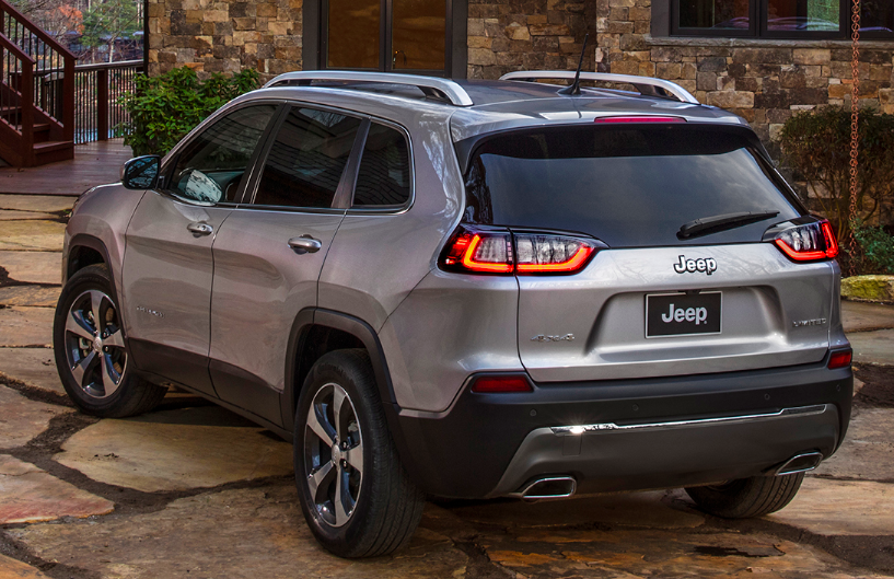 2019 Jeep Cherokee The Daily Drive | Consumer Guide®