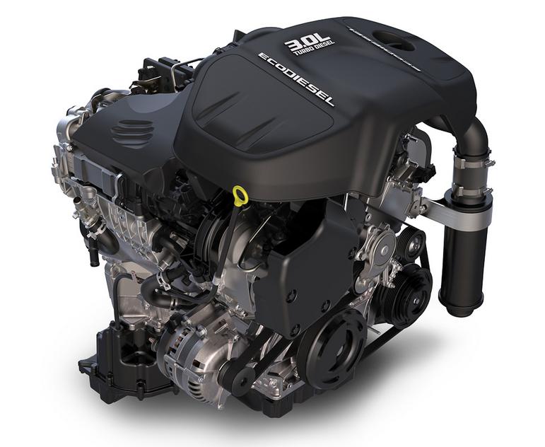 Ram EcoDiesel V6