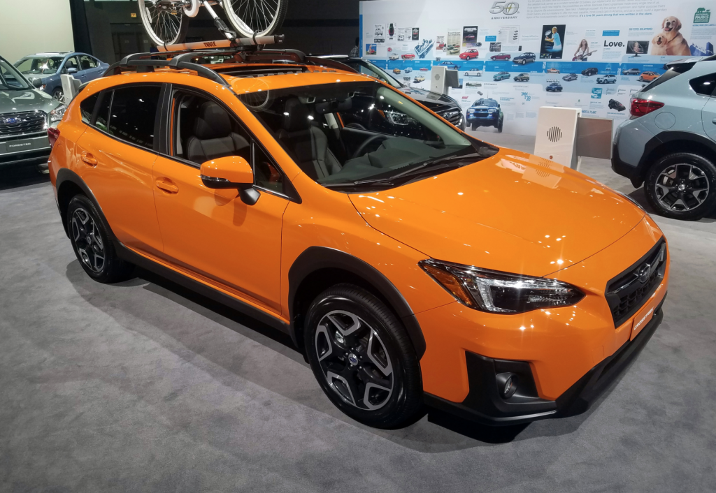 Local Color: Unusual Paint Hues at the 2018 Chicago Auto Show | The Daily Drive | Consumer Guide ...
