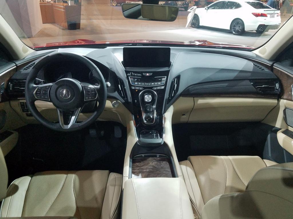 Acura RDX Prototype Gallery