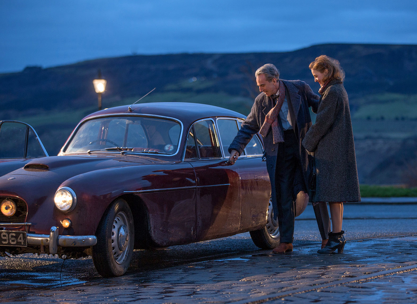 Phantom Thread Car