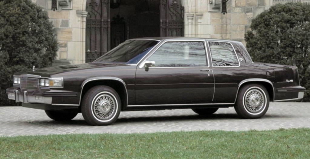 1985 Cadillac Coupe Deville