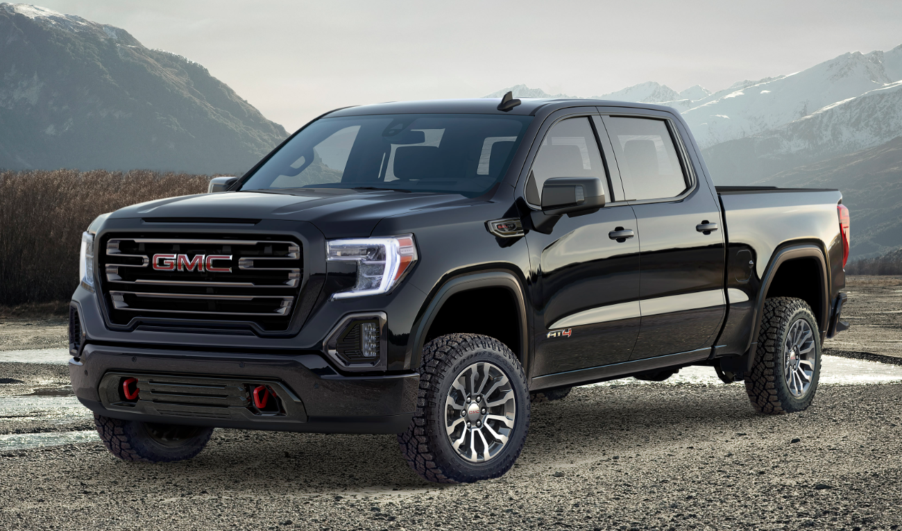 2018 New York Auto Show: 2019 GMC Sierra AT4 | The Daily ...