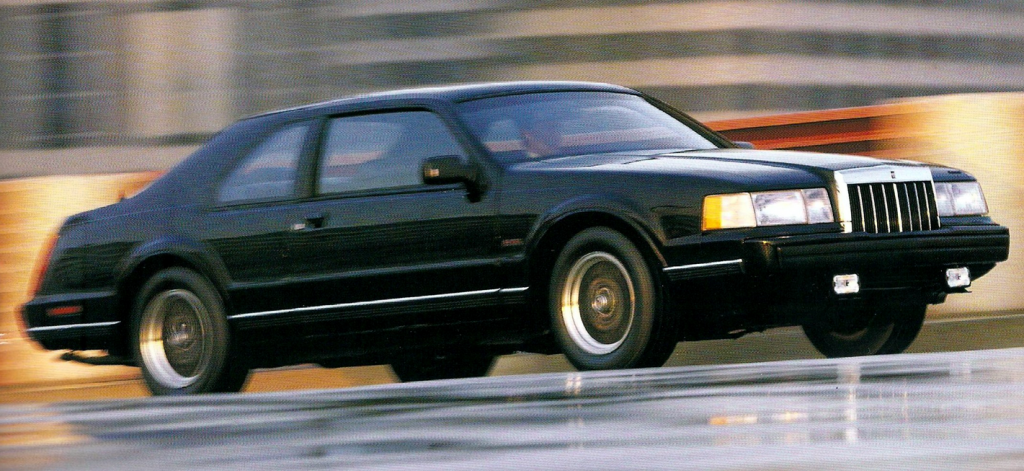Lincoln Continental Mark VII LSC