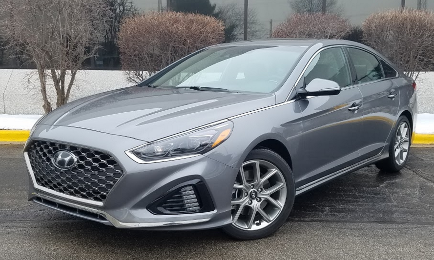 Hyundai Sonata 2.0 T Limited >> 2018 Hyundai Sonata Limited 2 0t The Daily Drive Consumer Guide