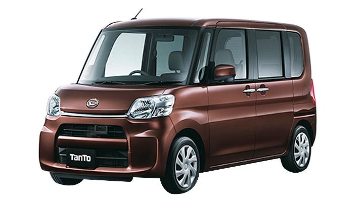 2018 Daihatsu Tanto