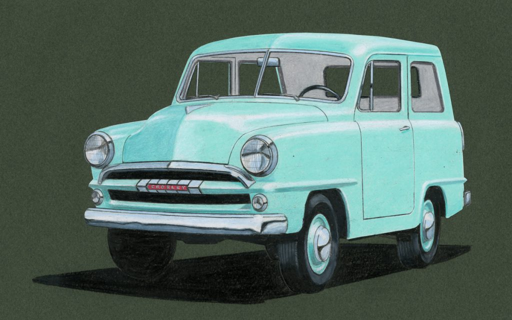 1953 Crosley by Plymouth