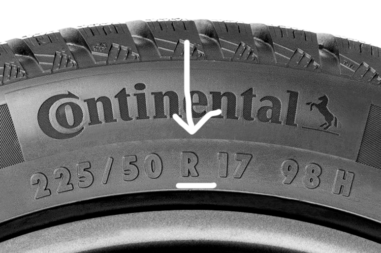 How Tire Sizes Work