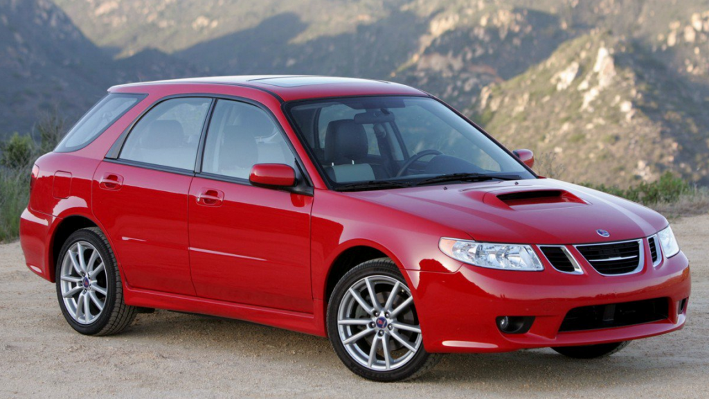 Review Flashback! 2005 Saab 9-2X | The Daily Drive | Consumer Guide