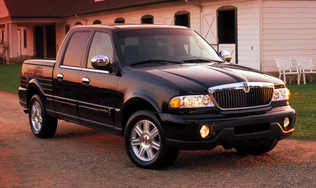 2002 Lincoln Blackwood, Lincoln Blackwood Review
