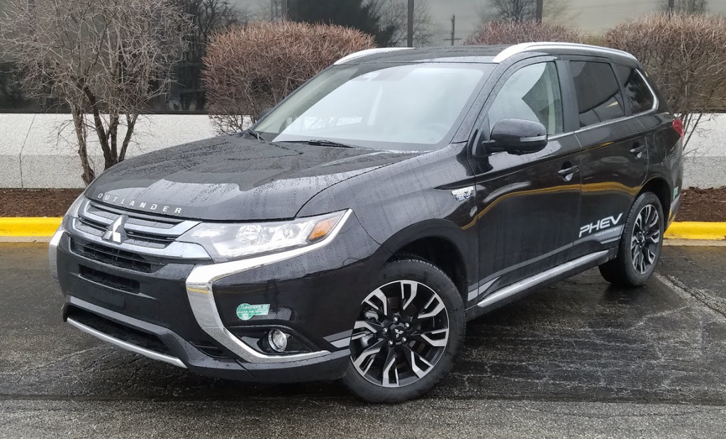Test Drive 2018 Mitsubishi Outlander Phev The Daily Drive