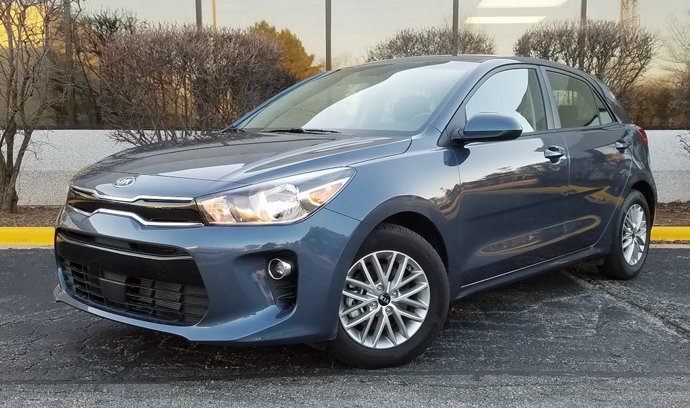 5 Door Car >> Test Drive 2018 Kia Rio 5 Door The Daily Drive Consumer