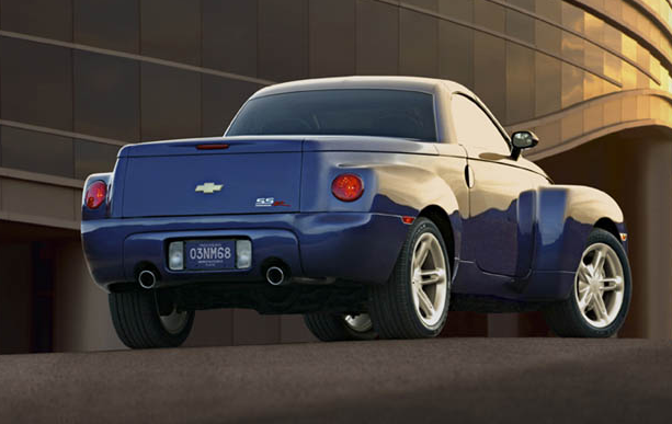 Review Flashback 2006 Chevrolet Ssr The Daily Drive