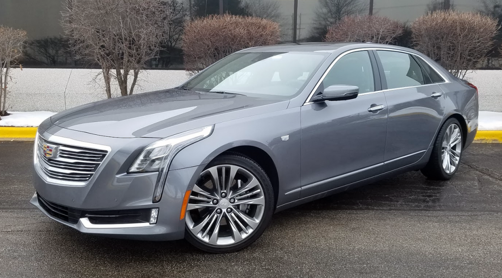 Cadillac CT6 with Super Cruise